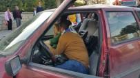 UĞUR MUMCU - Denizli'de Trafik Kazası Açıklaması 6 Yaralı