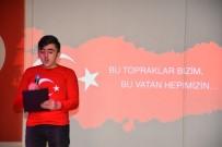 MUSTAFA KORKMAZ - Dursunbey'de İstiklal Marşının Kabulü Kutlandı