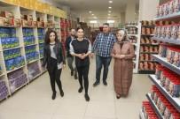 EBRU YAŞAR - Ebru Yaşar'dan Sosyal Market'e Destek