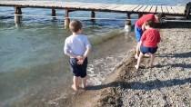 CUNDA ADASı - Edremit Körfezi'nde Deniz Sezonu Erken Açıldı