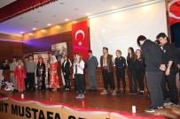 ÖMER ŞAHIN - Edremit'te İstiklal Marşı'nın Kabulü Ve M. Akif Ersoy'u Anma Töreni Düzenlendi