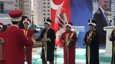 Elazığ'da Prof. Dr. Necmettin Erbakan Bulvarı'nın Açılış Töreni
