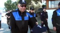 POLİS ŞAPKASI - Engelli Çocuğun Polislik Hayali Gerçekleşti