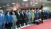 SEZAI KARAKOÇ - Erciş'te İstiklal Marşı'nın Kabulü Ve Mehmet Akif Ersoy'u Anma Programı