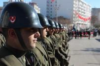 ERZURUM VALISI - Erzurum'da 12 Mart Coşkusu
