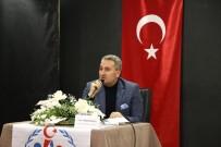 MİLLİ BOKSÖR - Erzurum'da 'Tecrübelerimi Paylaşıyorum' Paneli