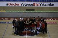 PıNAR KARŞıYAKA - Eskişehir Basket'ten Taraftara Çağrı