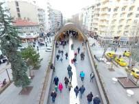 KAZıM KURT - Eskişehir'in Yeni Cazibe Merkezi 'Hamamyolu Caddesi'