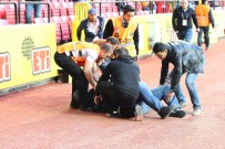 İLK MÜDAHALE - Eskişehirsporlu Yönetici Kalp Krizi Geçirdi