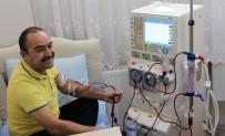 DİYALİZ HASTASI - Evde Hemodiyaliz Alan 42 Yaşındaki Hastaya Böbrek Nakli