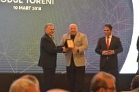 ERCIYES - Faruk Yaman Ve Kütüphanesi İkinci Kez Ödüllendirildi
