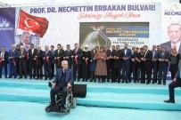 FATİH ERBAKAN - Fatih Erbakan Babasının Adı Verilen Bulvarın Açışına Katıldı
