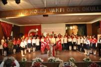ŞİİR YARIŞMASI - Gaziantep Kolej Vakfında  İstiklal Marşı Oratoryosu Sahnelendi