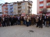 UMRE - Hisarcık'ta Umre Kafilesi Dualarla Uğurlandı