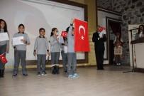 MUSTAFA HAKAN GÜVENÇER - İranlı Öğrenci İstiklal Marşını Okuyup Türk Bayrağı Açtı