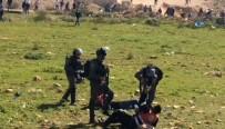ÇATIŞMA - İsrail Askerleri 4 Filistinli Genci Yaraladı