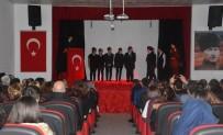 SINOP ÜNIVERSITESI - İstiklal Marşı'nın 97'Nci Yıl Dönümü Kutlaması