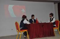 METIN ŞENTÜRK - İstiklal Marşı'nın Kabul Edilişinin 97. Yıl Dönümü Kutlandı