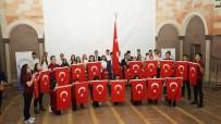 NEVŞEHİR BELEDİYESİ - İstiklal Marşı'nın Kabul Edilişinin 97.Yıldönümü Ve Mehmet Akif Ersoy'un Anma Günü Kutlandı