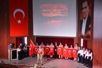 MEHMET CEYLAN - İstiklal Marşı'nın Kabulü Ve Mehmet Akif Ersoy Anıldı
