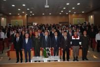 ABDULLAH AKDAŞ - İstiklal Marşı'nın Kabulünün 97'Nci Yıldönümü Eğirdir'de De Kutlandı