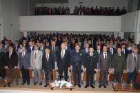 ÇANKIRI VALİSİ - İstiklal Marşı'nın Kabulünün 97. Yıl Dönümü Kutlandı