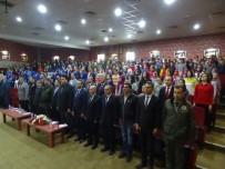 İstiklal Marşı'nın Kabulünün 97. Yılı Ve Mehmet Akif Ersoy'u Anma Töreni Havran'da Yapıldı