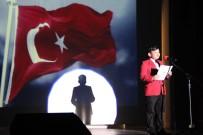 MUSTAFA HAKAN GÜVENÇER - İstiklal Marşı'nın Son İki Mısrasını Bütün Salon Ayağa Kalkıp Okudu