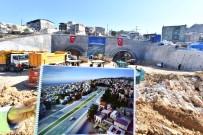KARACAOĞLAN - İzmir'in En Uzun Tüneli Olacak