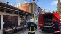 İznik'te Dükkan Yangını