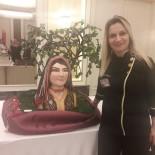 AZERI - Karadeniz Kadını Pastasıyla Trabzon'un Gururu Oldu.