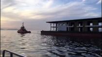 KIYI EMNİYETİ - Karaköy'ün Yeni İskelesi Tuzla'dan Yola Çıktı