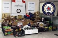 ELEKTRONİK SİGARA - Kastamonu'da 70 Bin Liralık Tütün Operasyonu