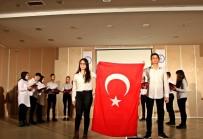EMNİYET AMİRİ - Kastamonu'da İstiklal Marşı'nın Kabulü Ve Mehmet Akif Ersoy'u Anma Programı Yapıldı