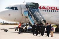 KOCA SEYİT - Kocaseyit'ten 46 Bin Kişi Uçtu