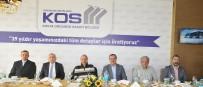 SAVUNMA SANAYİ - Konyalı Sanayiciler Roketsan İle Buluştu