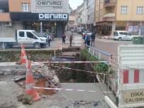 MİMAR SİNAN - Körfez Belediyesi Köprü Yapım Çalışmalarını Sürdürüyor