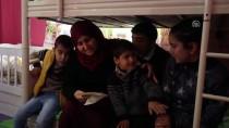 BEDENSEL ENGELLİ - Korunmaya Muhtaç Çocukların ŞEFKAT YUVALARI- Kız Kardeşinin Üç Engelli Çocuğuna Koruyucu Aile Oldu