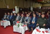 Kozan'da 'İstiklal Marşı'nın Kabulü Ve Mehmet Akif Ersoy'u Anma' Programı Gerçekleştirildi