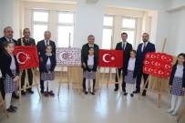 AHMET KARAKAYA - Kozlu'da İstiklal Marşı'nın Kabulü Ve Mehmet Akif Ersoy'u Anma Programı Düzenlendi