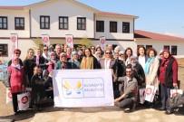 KUŞADASI BELEDİYESİ - Kuşadası Belediyesi'nden Akıllı Köye Teknik Gezi