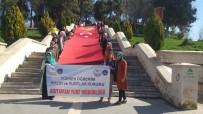 KREDI VE YURTLAR KURUMU - KYK Öğrencileri Mehmet Akif Ersoy'u Andı