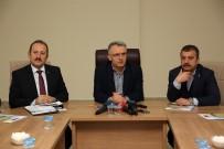 ALİ HAMZA PEHLİVAN - Maliye Bakanı Ağbal Açıklaması 'Gereken Her Türlü Destek Verilecek'