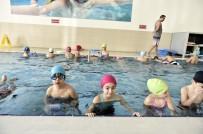 YÜZME - Mamak Yüzme Havuzu Yaza Hazır
