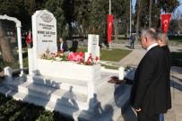 ABDULLAH DÖLEK - Mehmet Akif Ersoy Kabri Başında Anıldı