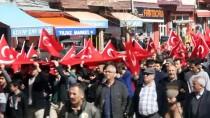 İLİM YAYMA CEMİYETİ - Mehmetçik İçin Yürüyüp Kurbanlar Kestiler
