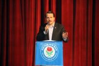 KAYYUM - Memur-Sen Genel Başkanı Yalçın, Hakkari'de İl Divan Toplantısı'na Katıldı