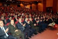 SÜLEYMAN KAMÇI - Milli Şair Mehmet Akif Ersoy Kayseri'de Anıldı