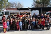 28 ŞUBAT - Minik Öğrencilerden AFAD'a Ziyaret