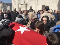 FETHULLAH GÜLEN - Motosiklet Çarpması Sonucu Ölen Hakim Toprağa Verildi